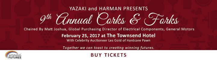 9th Annual Corks & Forks