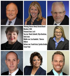 Board Members Collage