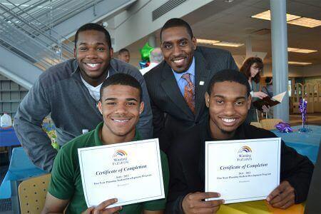 travon jefferson, winning futures, winning futures alumni, michigan mentor program, detroit mentor program, mentor black boys