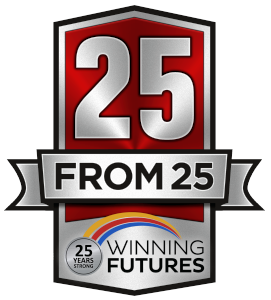 25 From 25 Badge