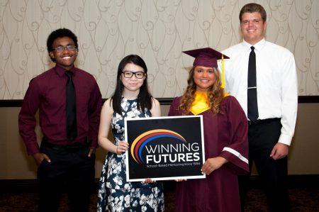 winning futures, networking event, mentoring event, mentor, warren mentor organization