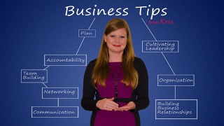 Business Tips from Kris
