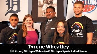 Tyrone Wheatley Video